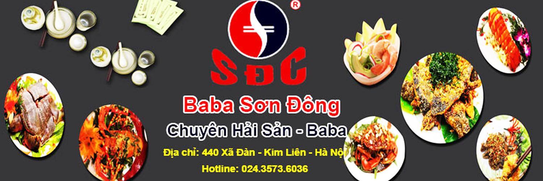 Nhà hàng Baba Sơn Đông
