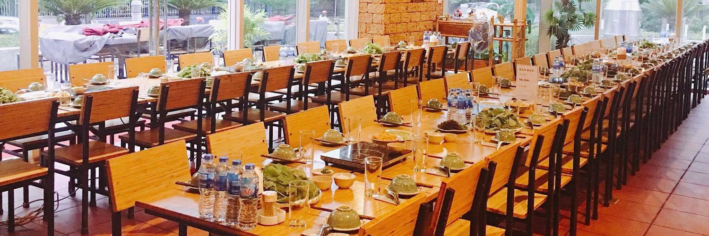 Nhà hàng Sông Quê