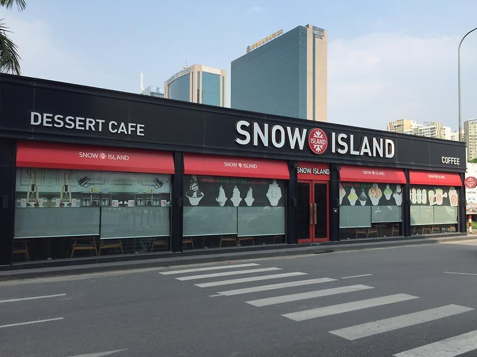 Snow Island Coffee