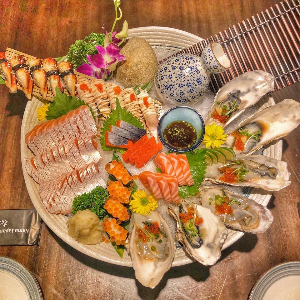 Nama Japanese Cuisine - Sushi