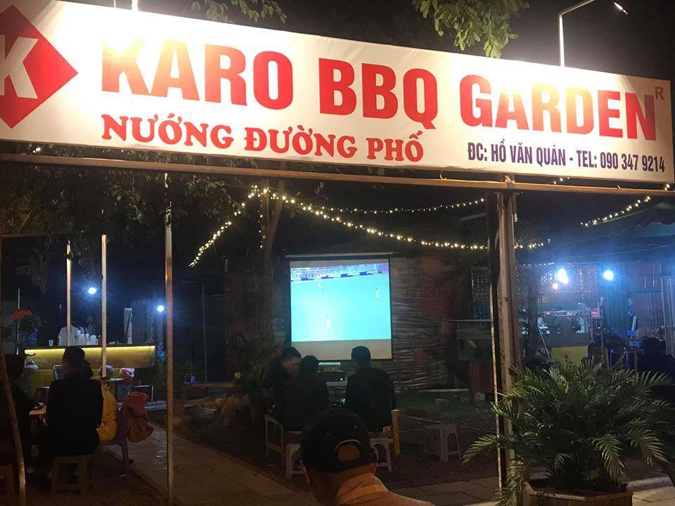 KARO BBQ Garden