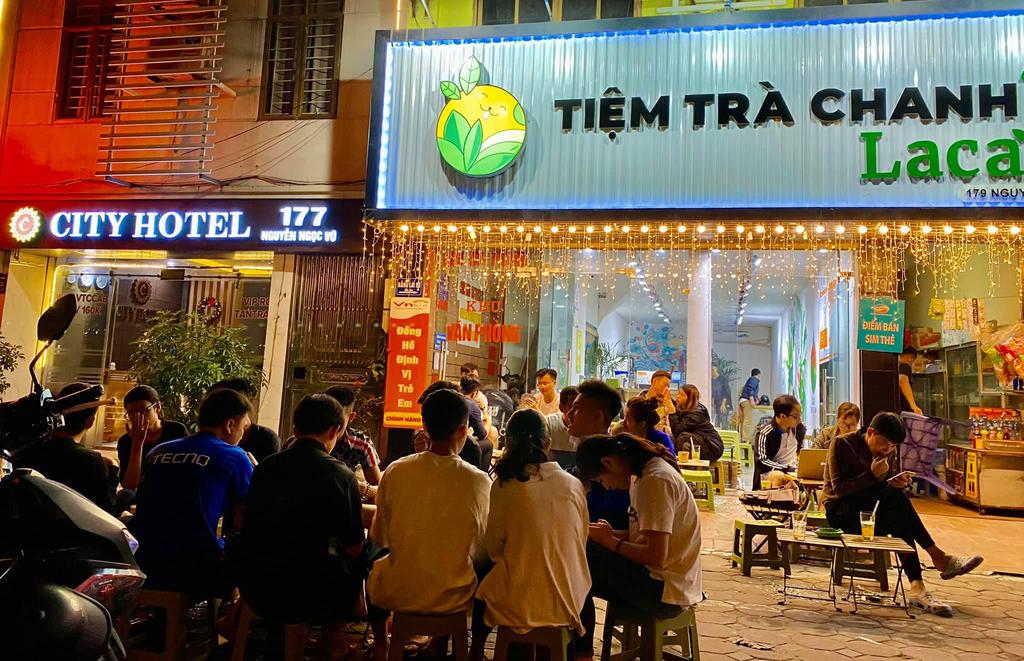 LaCa Tiệm Trà Chanh