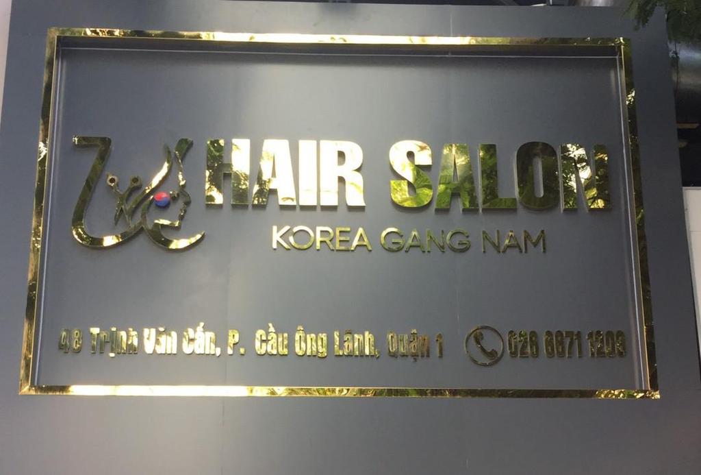 U-HAIR KOREA GANGNAM
