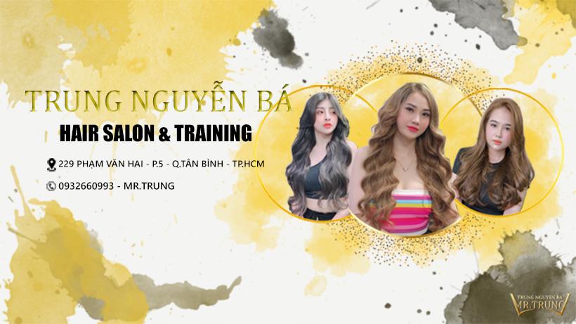 Salon Trung Nguyễn Bá