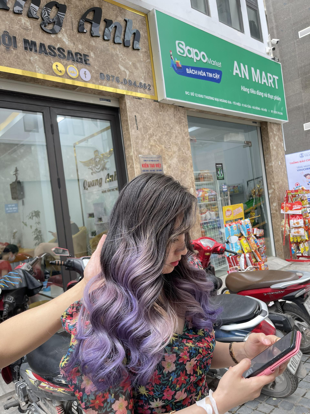 Quang Anh Hair Beauty